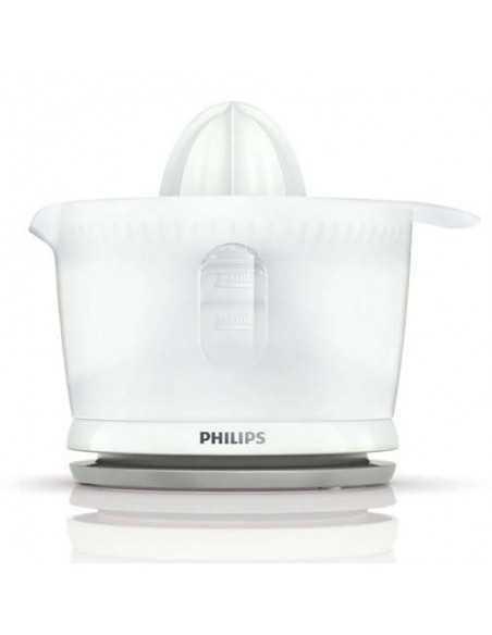 Spremiagrumi Philips HR2738|Capacità: 0.5 litri|Potenza: 25W|Sistema anti sgocciolamento|Avvolgicavo|Coppolav.it: Linea cucina