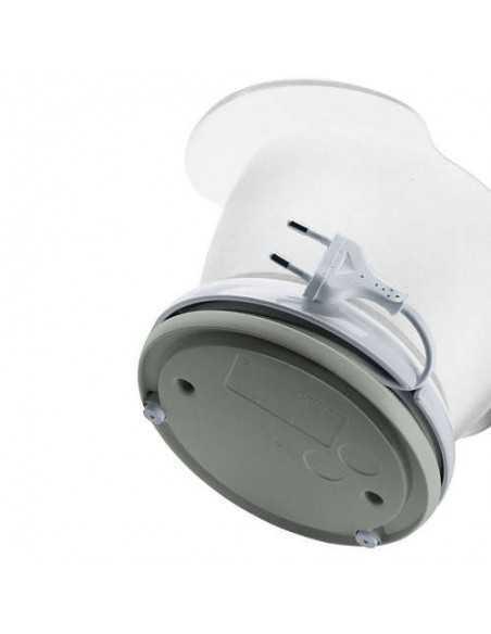 Spremiagrumi elettrico con recipiente da 500 ml Philips HR2738, 25W, Vano avvolgicavo, Design compatto, Componenti lavabili