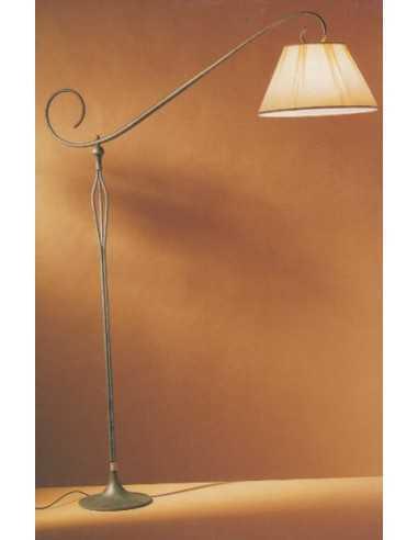 Lampada da terra ad arco Lipparini Twiggy|Verde antico|E27||MADE IN ITALY|Coppolav.it: Prodotti fuori produzione