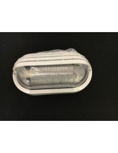Tartaruga bianca per esterno IP44 Lampo E095VTRBI|E27 (Grande)|MADE IN ITALY|Coppolav.it: Illuminazione per esterno da parete