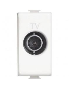 Presa TV derivata Bticino AM5202D 1 Modulo Avorio MADE IN FRANCE Coppolav.it: Interruttori, placche, frutti e support