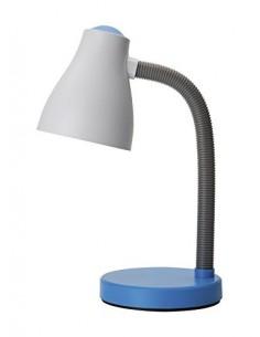 Lampada da tavolo Bianca/Azurro Perenz 6036C|E27 (Grande)|Coppolav.it: Lumetti