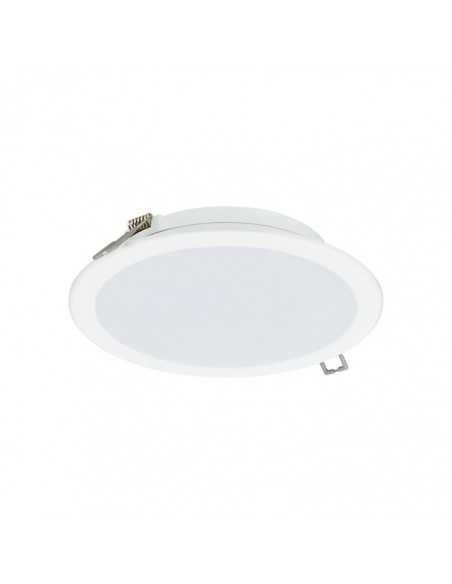 Faro a LED 10W Slim Ultra sottile Philips DN065B LED10S/830, Luce calda (3000°K), IP20|Coppolav.it: Faretti ad incasso