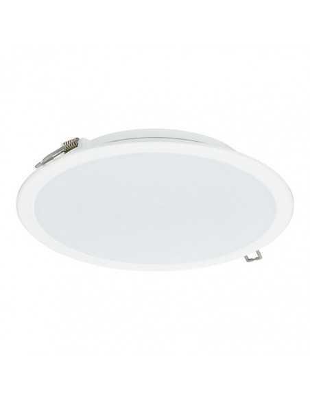 Faro LED Incasso per interni 23W Sottile Luce Naturale Philips DN065B LED20S/840, 2000 Lumen, 4000K, Alto 30 mm, Garanzia 3 anni