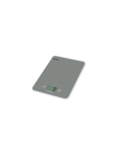 Bilancia da cucina con display LCD Zephir ZHS438, 5kg di capacità, Pesa anche i liquidi: Coppolav.it: Linea cucina