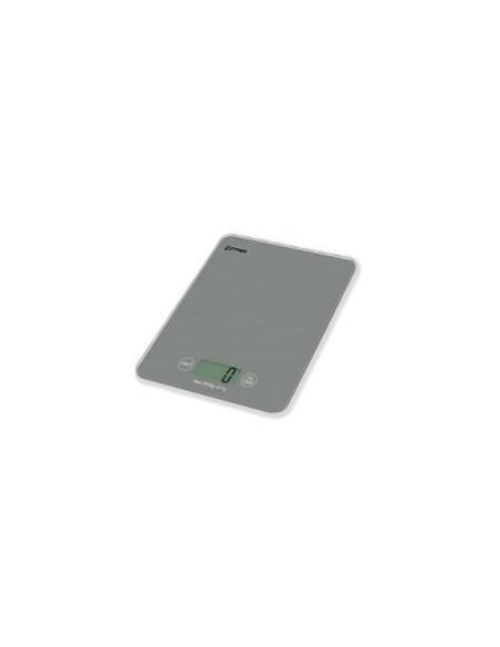 Bilancia elettronica da cucina per solidi e liquidi con ampio display LCD Zephir ZHS438, 5 Kg di capacità, 1 g di graduazione