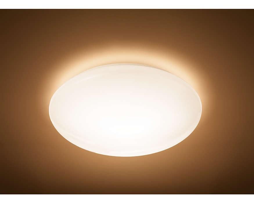 Plafoniera Quadrata Philips : Plafoniera led w philips suede luce calda k lumen