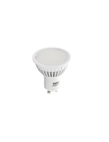 Lampada LED GU10 8W Luce naturale Beghelli 56121 formato faretto