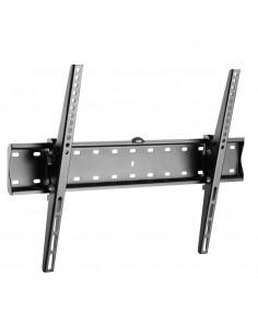 Supporto braccio inclinabile per TV da 32 a 60 pollici in ferro zincato nero MADE IN ITALY Bravo Quadro 4 92402635: Bracci TV