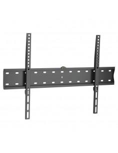 Supporto braccio fisso per TV da 32 a 60 pollici in ferro zincato nero MADE IN ITALY Bravo Quadro 4 92402633: Bracci TV fissi