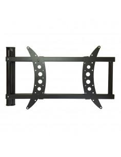 Supporto braccio fisso per TV da 32 a 60 pollici in ferro zincato nero inclinabile Bravo Quadro 4 92402635