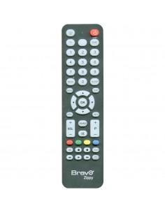 Telecomando universale per TV e digitale terrestre Bravo Zippy 90402304, Nero, Facile da programmare: Coppolav.it: Telecomandi