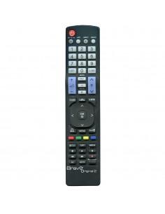 Telecomando universale per TV LG LCD, LED e Plasma Bravo 90202048, Già programmato, Pronto all'uso: Coppolav.it: Telecomandi