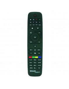 Telecomando universale per TV Philips LCD, LED e Plasma Bravo 90202050, Già programmato, Nero: Coppolav.it: Telecomandi