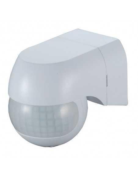 Sensore di movimento per accensione luci, raggio 180°, temporizzazione 10 s - 15 min Bravo 93003203: Coppolav.it