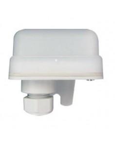 Interruttore crepuscolare mini da esterno MADE IN ITALY IP55, 10A, 230V, Kros Mini-One