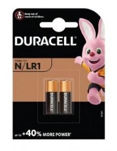 Batterie Duracell LR1/N/E90 alkaline a lunga durata, 1,5V|Coppolav.it: Batterie