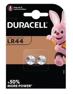 Batterie specialistiche Duracell LR44