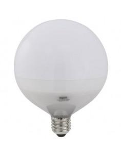 Lampada LED Globo E27 22W Luce naturale Beghelli 56085, 4000°K, 2500 Lumen, Resa 150W, Diametro 120 mm, Apertura luce 270°, A+