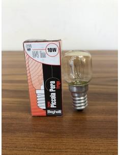 Lampada per frigo E14 incandescenza 10W Beghelli 55805, 54 Lumen: Coppolav.it: Lampadine per frigo incandescenza E14