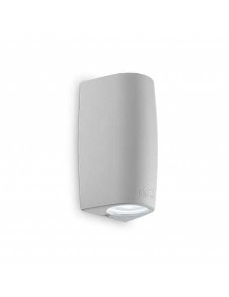 Applique da parete per esterno Bianco IP55, 1 Luce E27 Ideal Lux Andromeda AP1