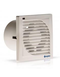 Aspiratore con kit adattatore per tubazioni da 80-100-120 mm Fantini Cosmi AP3100, Installazione a parete, soffitto o vetro