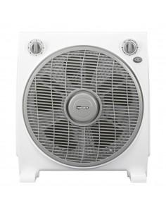 Ventilatore box fan con timer Termozeta TZWZ07 3 velocità 45W Coppolav.it: Ventilazione