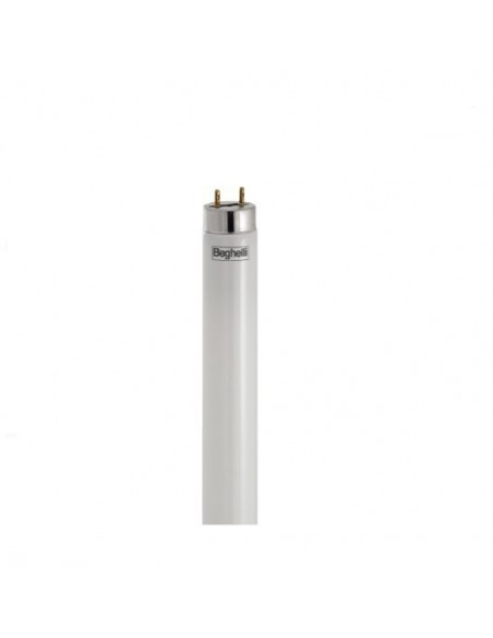 Tubo LED 24W 150 cm Luce naturale Beghelli 56234, 4000°K, 2500 Lumen, 240° di angolo apertura luce: Coppolav.it