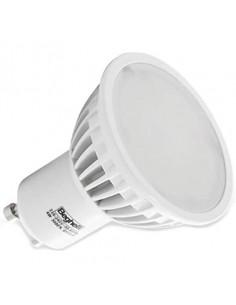 Lampadina LED GU10 7W Luce calda Beghelli 56857, Resa 70W, 600 Lumen, 3000°K, 100° di angolo di apertura di luce: Coppolav.it