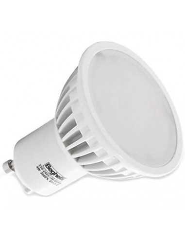 Lampadina a LED GU10 Beghelli 56858 Consumo: 7W Resa: 70W Luce Naturale Angolo di apertura: 100° Coppolav.it: Lampadine a LED