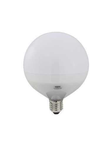 Lampada LED Globo E27 24W Luce fredda Beghelli 56868, 6500°K, 2500 Lumen, Resa 150W, Goccia, Apertura luce 270°, A+: Coppolav.it