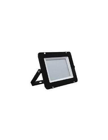 Faro LED 200W Nero per esterni IP65 Elplast Beghelli 86142 LITE SEF LED, Luce Naturale 4000K, 18000 Lumen, Alluminio Pressofuso