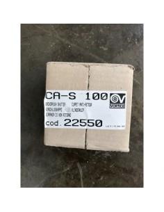 """Kit installazione a soffitto serranda di non ritorno Vortice 22550 S 100/4"""" per aspiratori Vortice M100/4"""", MADE IN ITALY"""