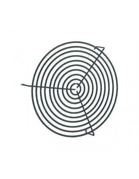 Griglia di protezione per aspiratori Vortice 22750 CA-G 100, Utile a proteggere le parti in movimento, MADE IN ITALY