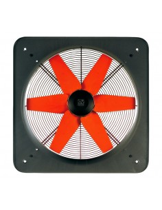 Aspiratore elicoidale industriale Vortice E 302 T 40456 Diametro 300 mm, Motore Trifase 1 velocità, 6 pale, MADE IN ITALY