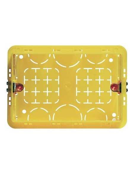 Cassetta da incasso a 3 moduli in resina per serie civili Bticino 503E MADE IN ITALY: Coppolav.it: Materiale da installazione