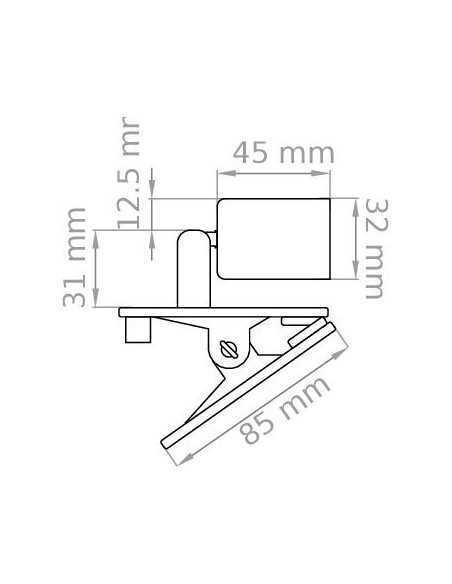Segnapasso LED 3W AD INCASSO Lampo SPLED503BC|Luce 3000°K (Calda)|IP65|Bianco o acciaio Inox|Coppolav.it : Faretti ad incasso