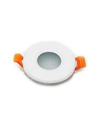 Faretto da incasso bianco IP65 Lampo DIKFIP65BI Voltaggio: 12V Lampadina attacco MR16 Coppolav.it: Faretto da incasso