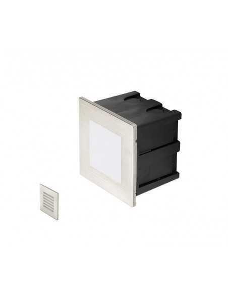 Lampo SPLED503BN Segnapasso AD INCASSO LED 3W