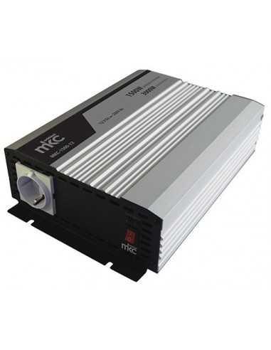 Inverter 12V-220/240V 1500W con...