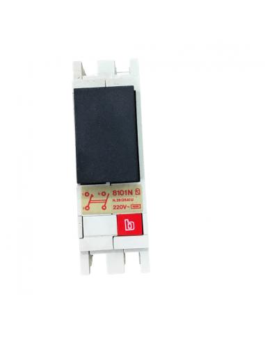 Bticino 8101N/25 Interruttore magnetotermico 25A, 2 Moduli, 1 Polo+Neutro, MADE IN ITALY: Coppolav.it