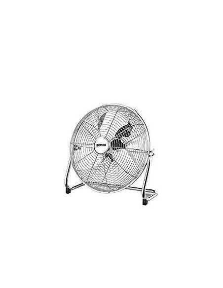Ventilatore turbo ad alte velocità Zephir PF45CR 3 velocità Pale da 45cm 120W Da terra Coppolav.it: Ventilazione