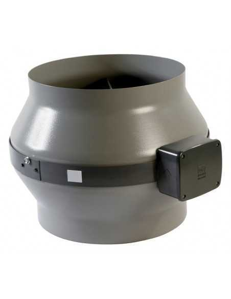 Aspiratore centrifugo assiale in acciaio Vortice 16150 CA 100 MD, Diametro 100 mm, Motore AC, IP44, MADE IN ITALY: Coppolav.it