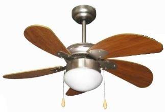 Plafoniere Con Pale : Ventilatore da soffitto vinco pale con telecomando